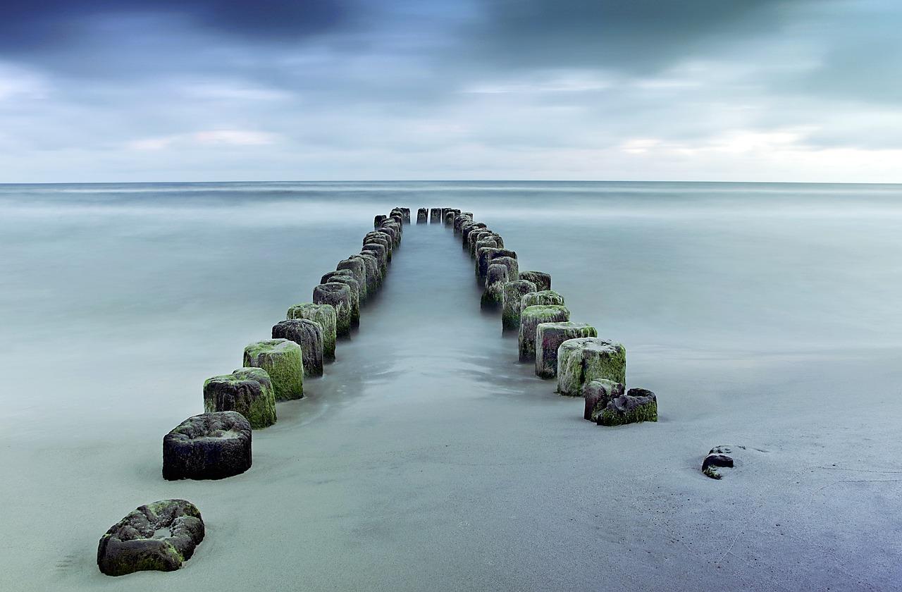 Ciche miejsce nad morzem – Kąty Rybackie domki nad morzem