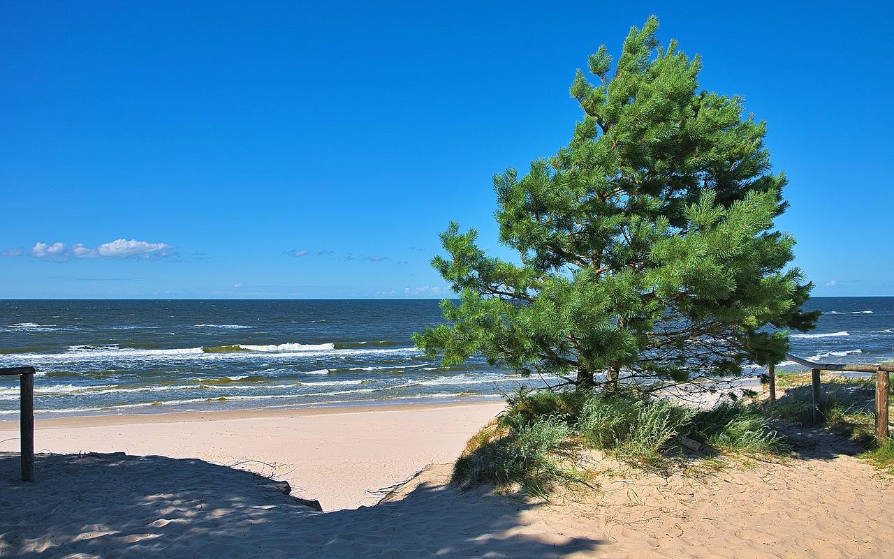 Gdzie wybrać się nad polskie morze? Włoska mierzeja