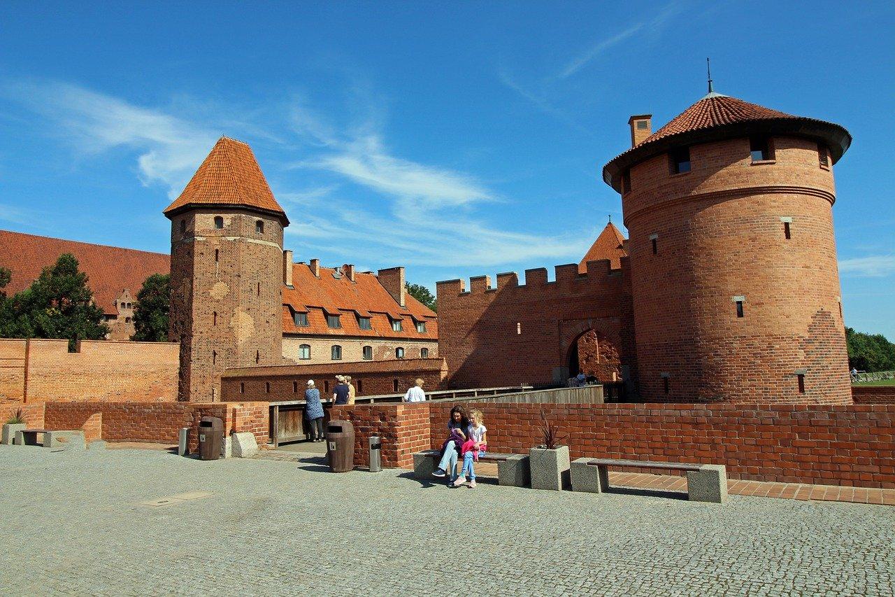 3 największe zamki w Polsce