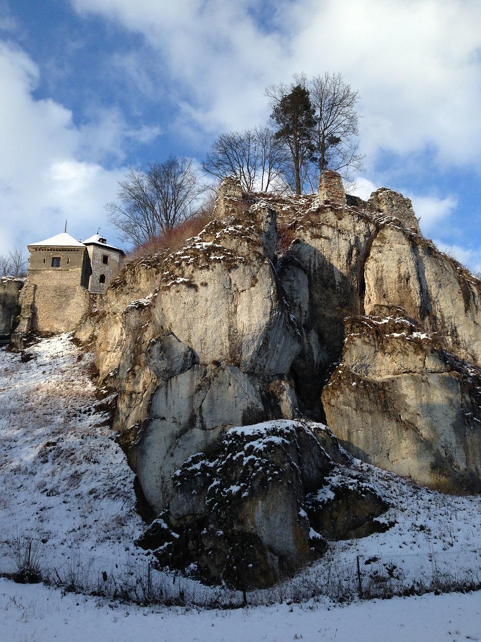 Ojcowski Park Narodowy – Zamek w Pieskowej Skale