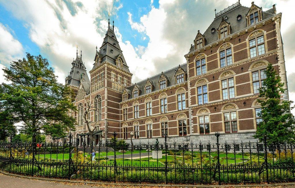 muzeum w amsterdamie